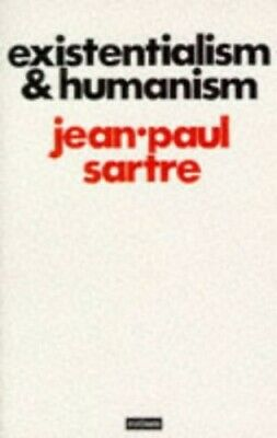 Existentialism and Humanism by Sartre, Jean-Paul Paperback Book The Cheap Fast