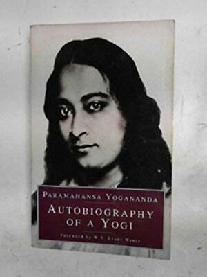 Autobiography of a Yogi, Yogananda Paperback Book The Cheap Fast Free Post