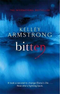 Bitten: Number 1 in series (Otherworld) by Armstrong, Kelley Paperback Book The