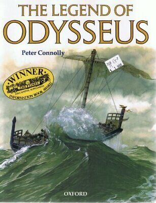 The Legend of Odysseus (Rebuilding the Past S.) by Connolly, Peter Paperback The