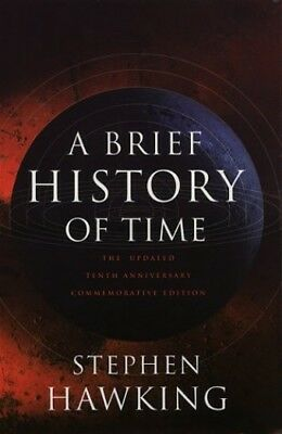 A Brief History Of Time: Tenth Anniversary Edition..., Hawking, Stephen Hardback