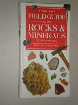 Field Guide to Rocks and Minerals of the World (Fiel... by Cook, David Paperback