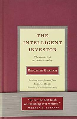 Intelligent Investor: The Classic Text on Value ... by Graham, Benjamin Hardback