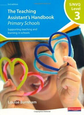 S/NVQ Level 3 Teaching Assistant's Handbook: Primary Schools (NVQ/S... Paperback
