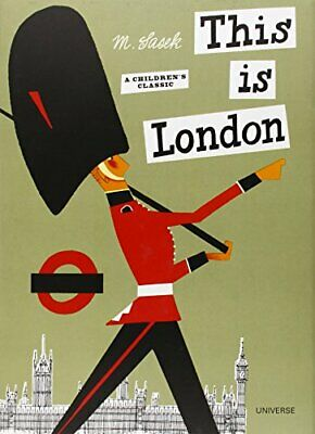 This is London (This Is . . .) by Miroslav Sasek Hardback Book The Cheap Fast
