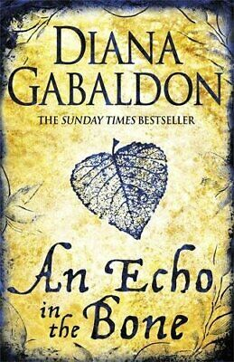 An Echo in the Bone (Outlander) by Gabaldon, Diana Paperback Book The Cheap Fast