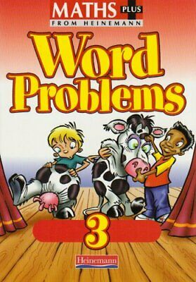 Maths Plus Word Problems 3: Pupil Book by Frobisher, L.J. Paperback Book The