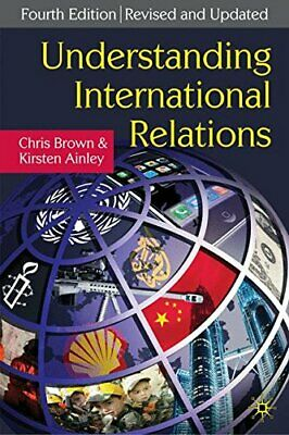 Understanding International Relations by Brown, Chris Paperback Book The Cheap