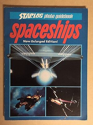 Starlog Presents - Photo Guidebook – SPACESHIPS 1980