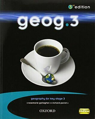 geog.3: students' book by Gallagher, RoseMarie Paperback Book The Cheap Fast