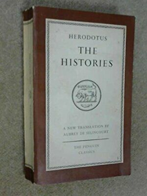 The Histories by Herodotus Paperback Book The Cheap Fast Free Post