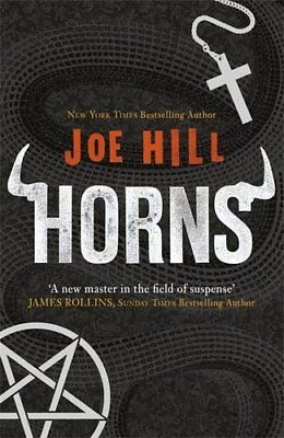 Horns, Hill, Joe Paperback Book The Cheap Fast Free Post