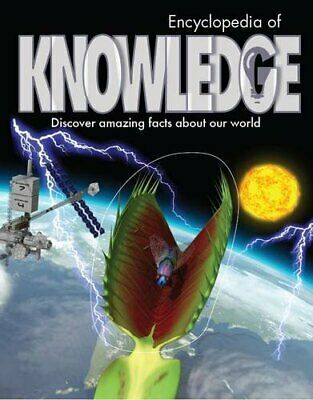 Children's Encyclopedia of Knowledge Hardback Book The Cheap Fast Free Post