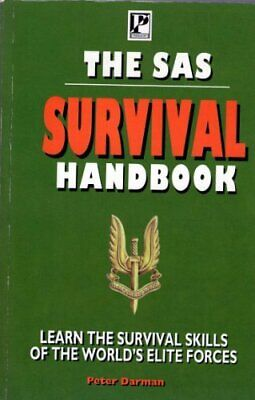 SAS Survival Handbook by unknown Paperback Book The Cheap Fast Free Post