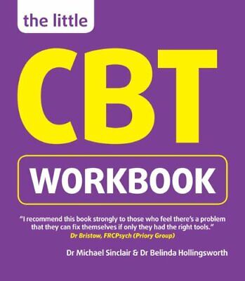 The Little CBT Workbook by Hollingsworth, Dr Belinda Book The Cheap Fast Free