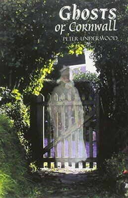 Ghosts of Cornwall by Peter Underwood Paperback Book The Cheap Fast Free Post