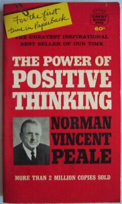 The Power of Positive Thinking (Cedar Books) by Peale, Dr. Norman Vinc Paperback