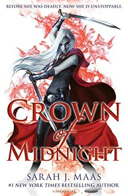 Crown of Midnight: 2 (Throne of Glass) by Maas, Sarah J. Book The Cheap Fast