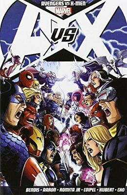 Avengers Versus X-Men by Brian Michael Bendis Book The Cheap Fast Free Post