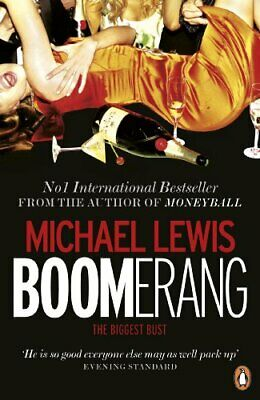 Boomerang: The Meltdown Tour by Lewis, Michael Book The Cheap Fast Free Post