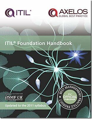 ITIL foundation handbook by Agutter, Claire Book The Cheap Fast Free Post