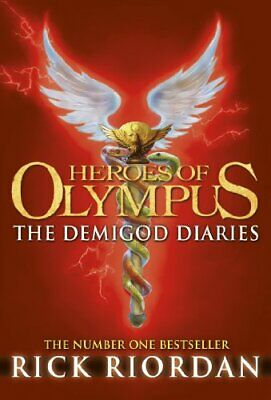 The Demigod Diaries (Heroes of Olympus) by Riordan, Rick Book The Cheap Fast