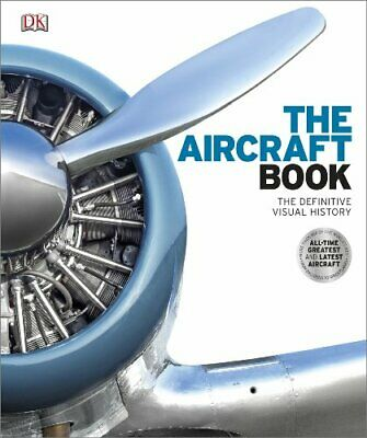 The Aircraft Book by DK Book The Cheap Fast Free Post