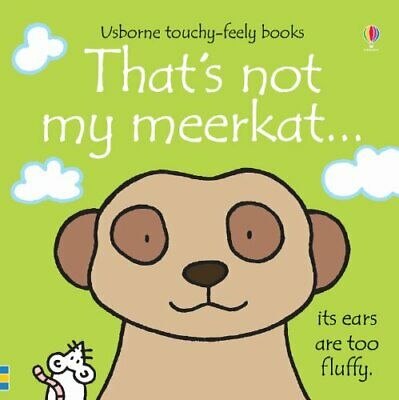 That's not my meerkat... by Fiona Watt Book The Cheap Fast Free Post
