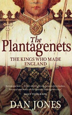 The Plantagenets by Jones, Dan Book The Cheap Fast Free Post