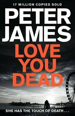 Love You Dead (Roy Grace) by James, Peter Book The Cheap Fast Free Post