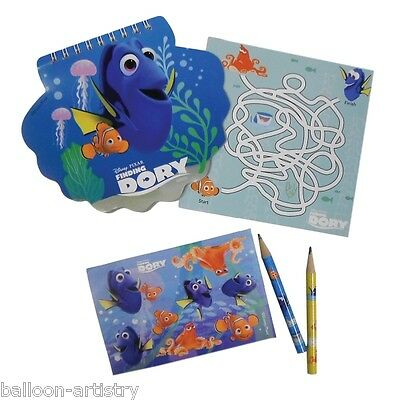 24 Piece Disney Finding Dory Value Pack Children's Party Loot Gifts Favours Toys