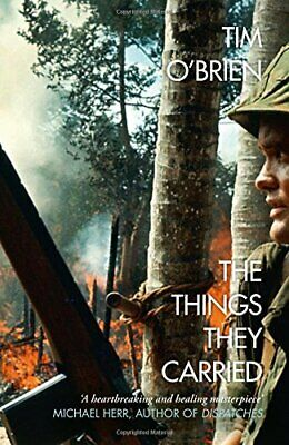 The Things They Carried (Flamingo) by Obrien, Tim Paperback Book The Cheap Fast