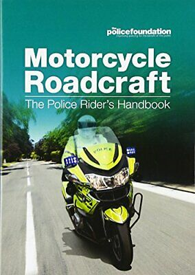 Motorcycle roadcraft: the police rider's handbook by Coyne, Philip Book The