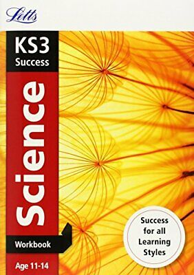 KS3 Science Workbook (Letts KS3 Revision Success) by Letts KS3 Book The Cheap