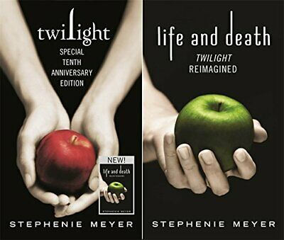 Twilight Tenth Anniversary/Life and Death Dual Edition by Meyer, Stephenie Book