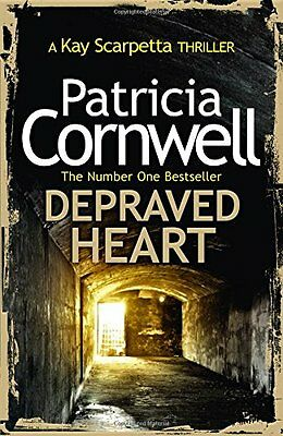 Depraved Heart (Kay Scarpetta 23), Cornwell, Patricia Book The Cheap Fast Free