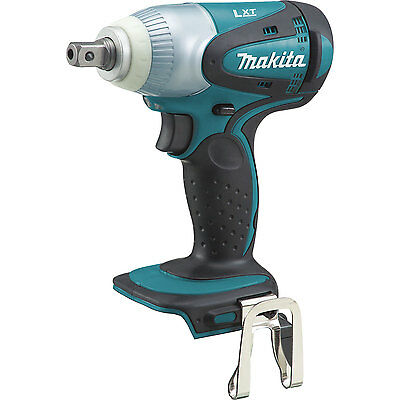 Makita XWT05Z 18V LXT Lithium-Ion Cordless 1/2-inch Impact Wrench, Bare Tool