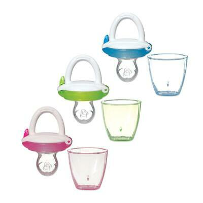 Munchkin Silicone Baby Food Feeder - Assorted Colours Munchkin Free Shipping!