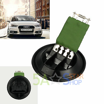 Heater Air Conditioning Blower Fan Resistor Motor For Audi A1 A2 Fabia Skoda