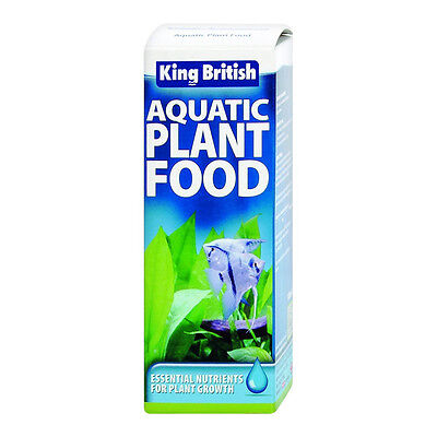 King British Aquatic Plant Food 100 ml - SAME DAY DISPATCH