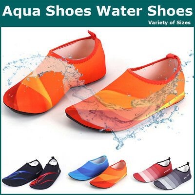 Water Shoes Slip on Aqua Socks for Men women Unisex Swim Surf Diving Beach Shoes