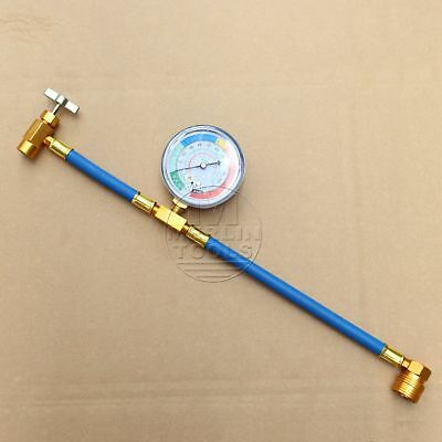 R-134a Manifold Gauge Set AC Refrigeration Test Hoses