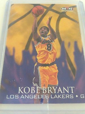 Kobe Bryant 1999-00 NBA Hoops Build Your Own Card Redemption #/250 RARE (Lakers)