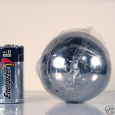 "3"" Stainless Steel Silver Gazing Ball Globe VCS SIL03"