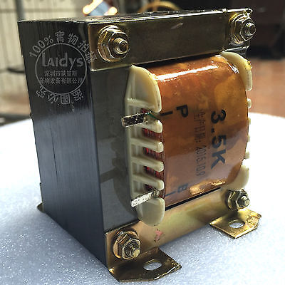 3.5K 15W AUDIO output Transformer for Single-ended Tube amp 6P3P 6P6P KT88 EL34