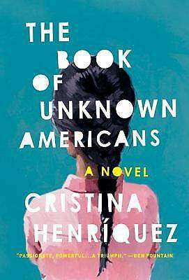 The Book of Unknown Americans by Cristina Henr?quez