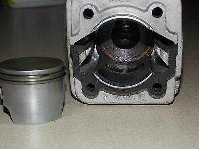 PISTON KIT FITS Mcculloch Super 250, 300,chain Saw, Replaces