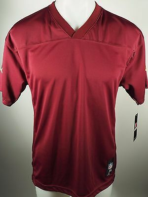 Washington Redskins Official NFL Apparel Kids Youth Size Blank Jersey New  Tags d74647c60