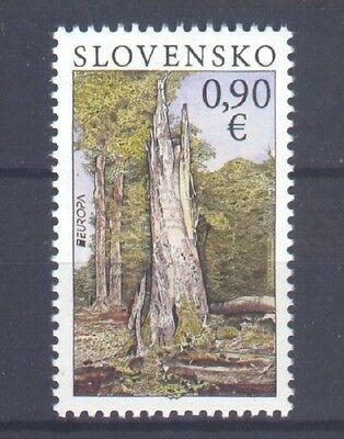 Slovakia, Europa Cept 2011, Forests Theme, Mnh