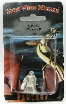 Ral Partha RP-152 Wizard (Player Character) Sorcerer Noble Mage Priest Cleric